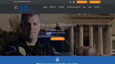 Custom WordPress website design Snyders Graphics mitchell, ontario marketing ejust systems